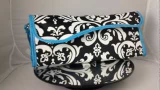 Insulated Curling Iron Bag for Traveling   WWW.MEETYOURITEM.COM