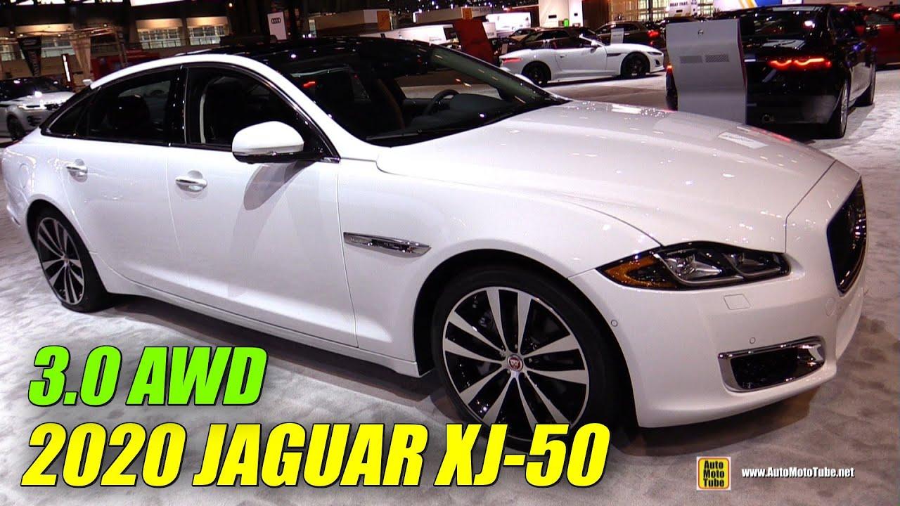2020 Jaguar XJ New Review