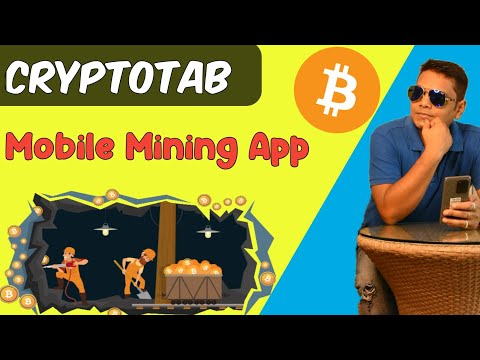 Cryptotab Pro Bitcoin Mining    Withdrawal Proof    Free Or Paid Mobile Mining