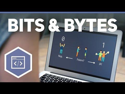 Bits und Bytes: Binärziffern 0 und 1 - Arithmetik in Computern 1