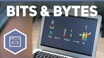 Bits und Bytes: Binärziffern 0 und 1 - Arithmetik in Computern 1 ● Gehe auf SIMPLECLUB.DE/GO