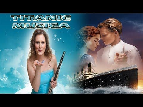 Karin Leitner - My Heart Will Go On Flauta Transversal