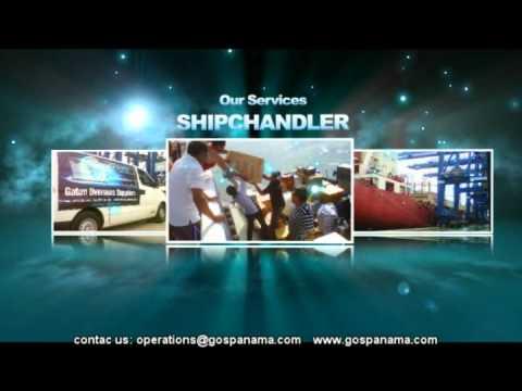 GOSPanama shipchandler
