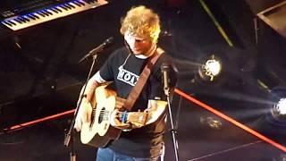 "Ed Sheeran ""Photograph"" (LIVE) @ The STAPLES Center on 8/11/17"