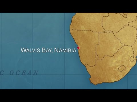 Walvis Bay, Namibia - Port Report