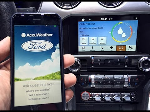2017 Ford SYNC 3 In Depth Hands On Tutorial Walk Through