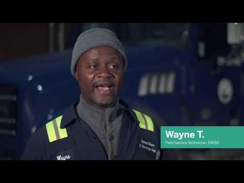 DWSD Employee Spotlight: Detroit Love #1