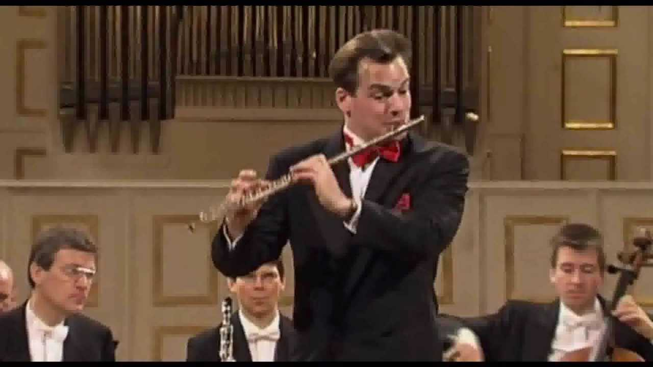 Mozart - Flute Concerto No. 1 in G major (K. 313)
