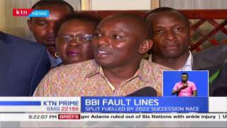 BBI Fault Lines: Split fuelled by 2022 succession race