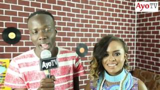 Behind the scenes Avril ft. Ay - No Stress courtesy of MillardAyo.com