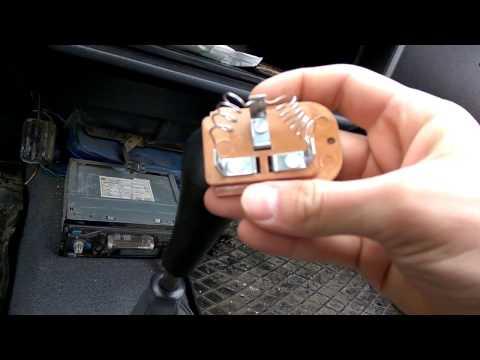 Печка ЗАЗ - ВАЗ не работает первая вторая скорость отепителя печки (вентилятор печки)