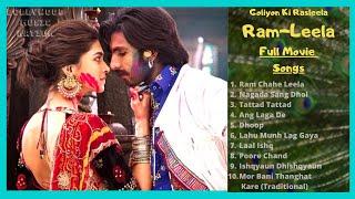 Ram Leela Full Movie (Songs) | Ram Leela Audio Jukebox | Bollywood Songs | Bollywood Music Nation