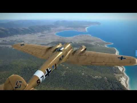IL 2  Sturmovik  Battle of Stalingrad 2018 Crap landing!!!!!!!