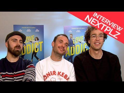 Jérôme Niel, Baptiste Lorber et Gaël Mectoob : Qui est le plus... dragueur, drôle...