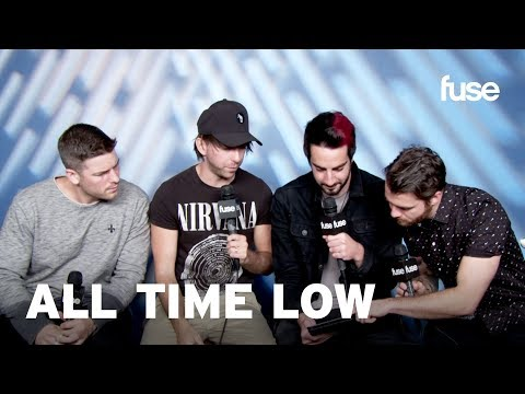 """All Time Low Takes Fuse's """"Which Pop-Punk Band Are You?"""" Quiz"""