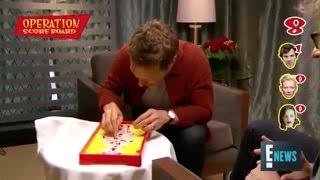 Benedict, Tilda & Rachel Play Operation