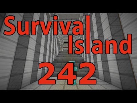 Minecraft- Survival Island [242] FALLOUT SHELTER