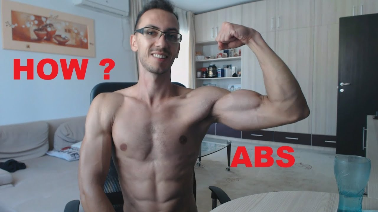 How to Get a SHREDDED Ripped Defined MUSCULAR BODY