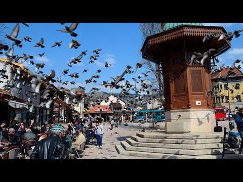 Sarajevo & Bosnia and Hercegovina VLOG