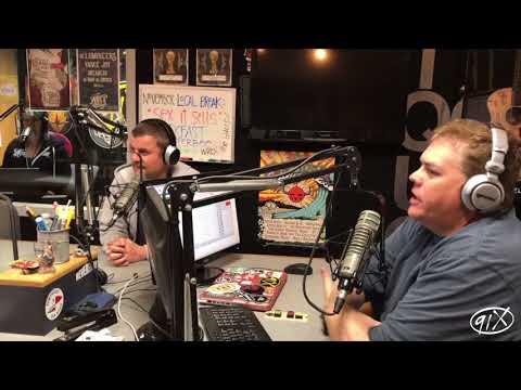 Kevin Heffernan & Steve Lemme of Broken Lizard Interview with Zach & Danielle