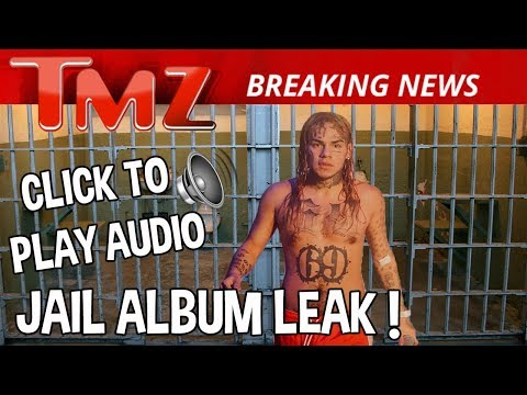 6ix9ine New Album Officially Leaks While Behind Bars… Mp3