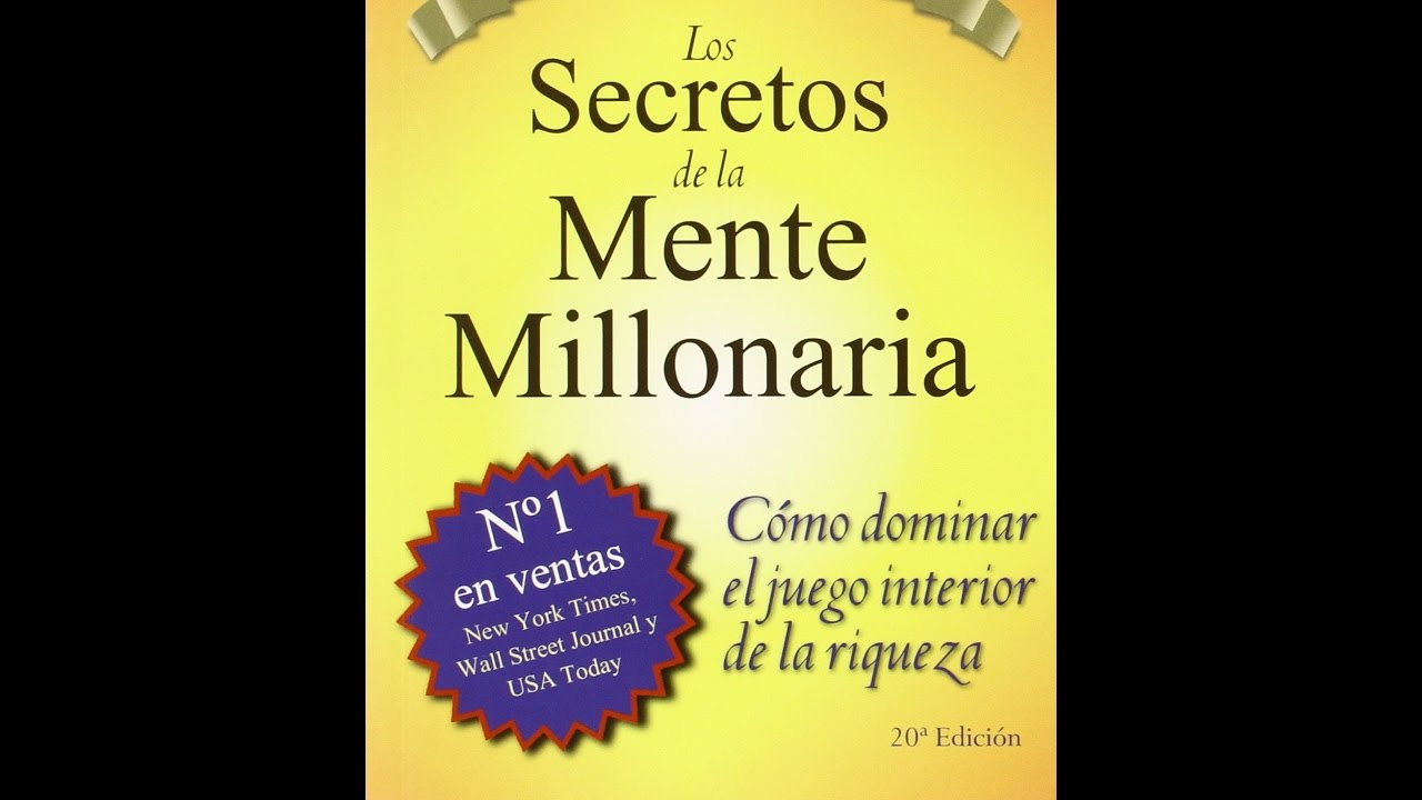 Los secretos de la mente millonaria resumen animado