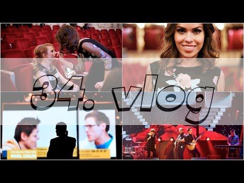 34.  vlog - Praha, Český Slavík Mattoni, hranolky, kafe, únava