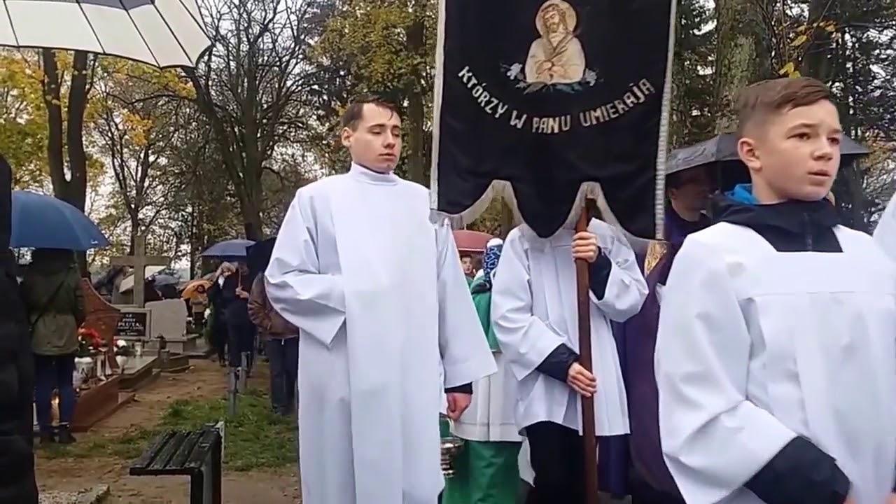 Wszystkich świętych 2017 W Rzepinie Relacja Skrócona Bez Mszy