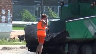 16 06 15 Асфальтирование дорог mpeg2video(, 2015-06-16T08:24:14.000Z)