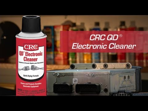 CRC QD® Electronic Cleaner Instructional Video