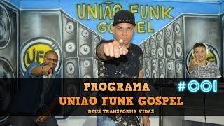 FUNK GOSPEL 2017 ● ⓤⓕⓖ TV 001 ☊ Testemunho Mc WAGUINHO DA PENHA DJ FB E DJ IGOR