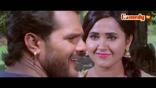 Paglu I Love You | Khesari Lal Yadav, Kajal Raghwani | Movie Comedy Scene
