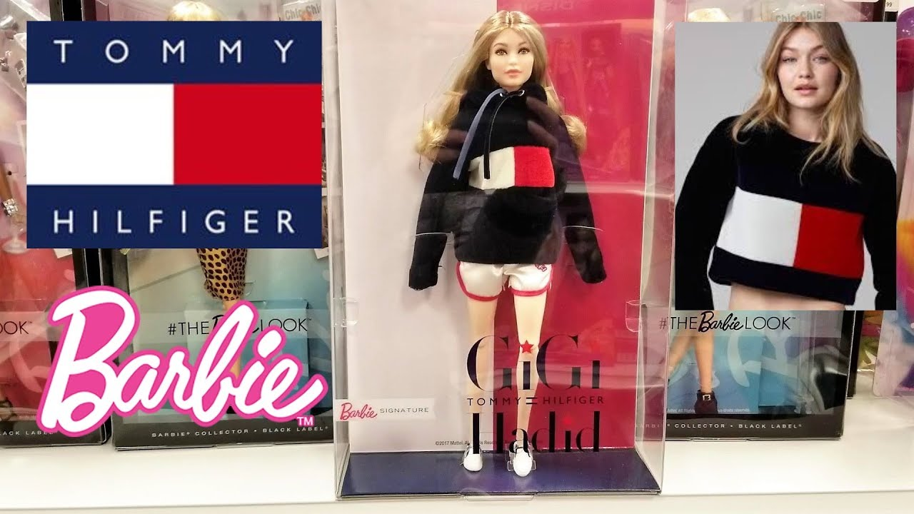 TOMMY HILFIGER BARBIE DOLL OUTFIT /& SHOES