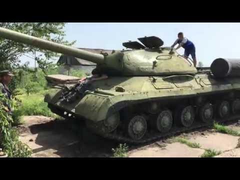 IS-3 Soviet Heavy Tank (4K)