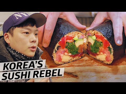 How Master Sushi Chef Park Sangha Is Defying Sushi Tradition in Korea 鈥� Omakase