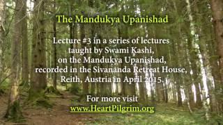 Mandukya Upanishad 03