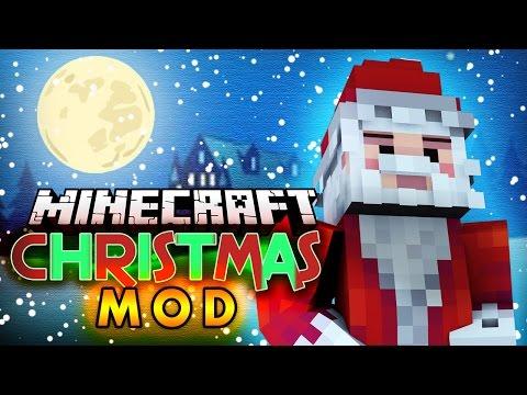 рождественский mod minecraft 1.7.10 #6