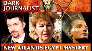 DARK JOURNALIST & CARMEN BOULTER NEW ATLANTIS RISING: EGYPT HOTZONE HALL OF RECORDS MYSTERY!