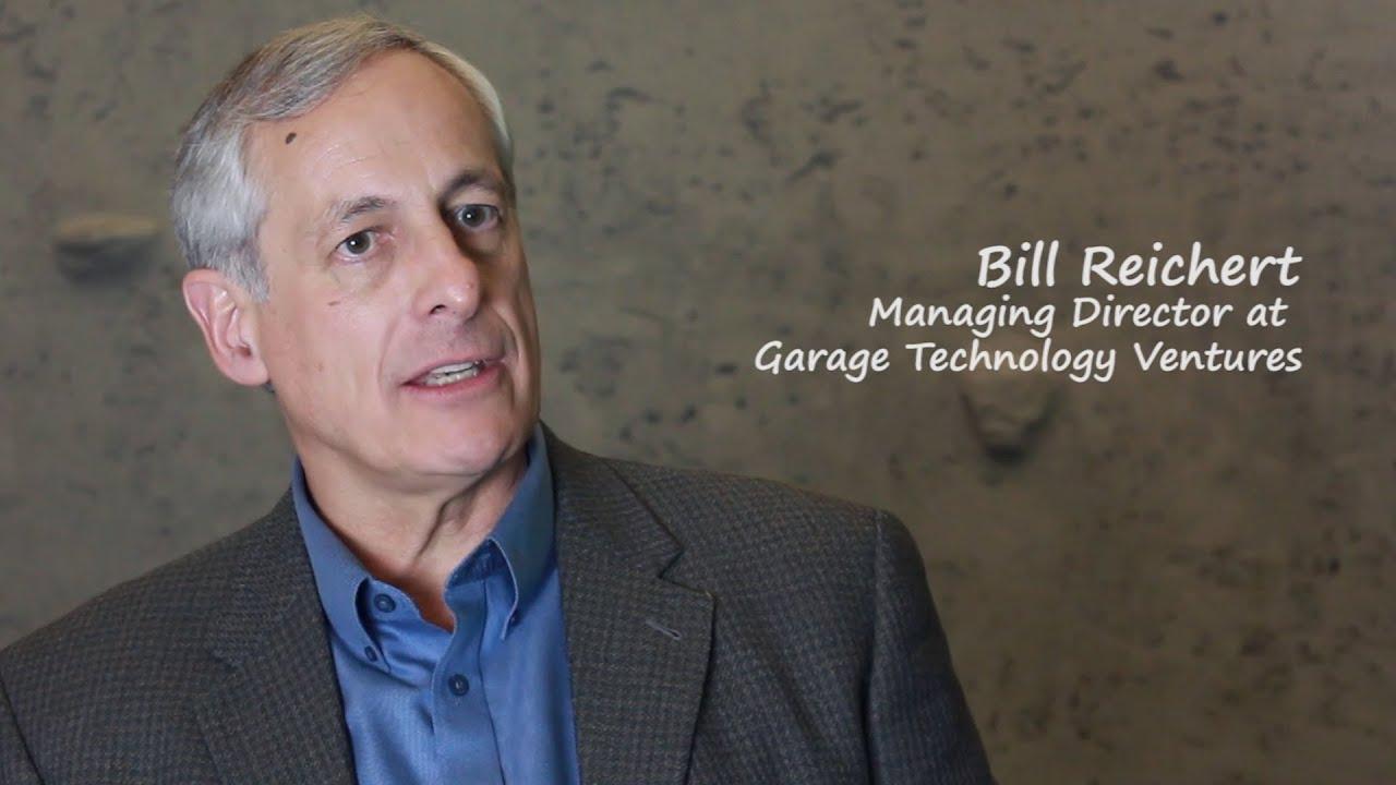 Cashing In - Bill Reichert / Managing Director at Garage ...