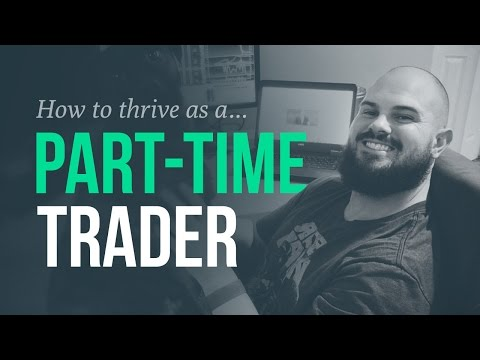 How to thrive as a part-time trader | Jesse, @PsychoOnWallSt