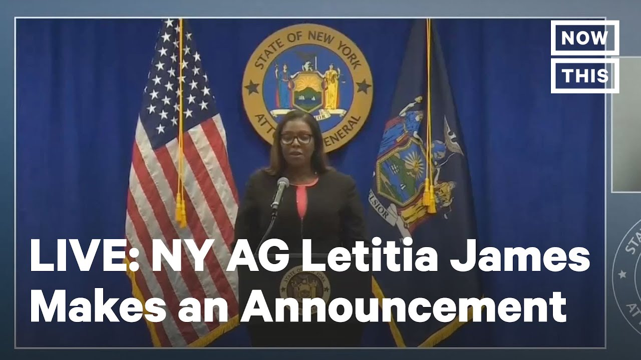 NY AG Letitia James to make 'major' announcement after Deutsche ...