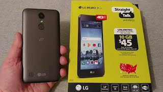 """New"" LG Rebel 3 Unboxing & First Look"