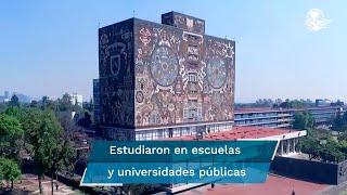 A pesar de que el presidente Andrés Manuel López Obrador criticó fuertemente a la clase media del país, varios de sus ministros provienen de este estrato social