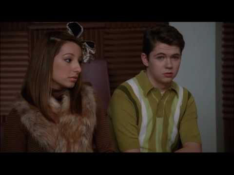 Glee - Finn finds out about Sebastian photoshopping a picture of him 3x14