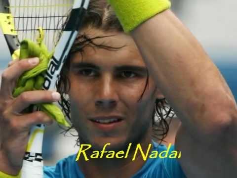 Pronouncing Tennis Player