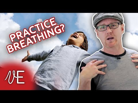 Top 2 Breathing Exercises for Singers | #DrDan 🎤