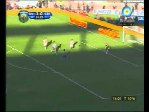 El gol que mando a la b a river youtube for La b b