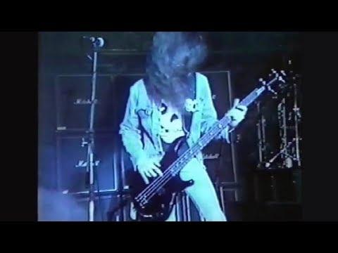 Metallica - Live at Metal Hammer Festival '85 | 720p60fps Upscale