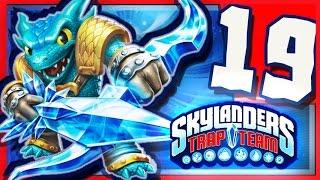 Skylanders Trap Team Wii U - Walkthrough  Part 19 Ultimate Kaos Weapon of Doom!