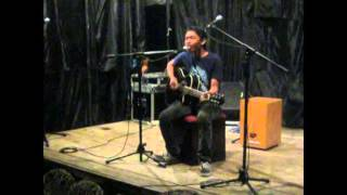 "The Ataris ""The Saddest Song"" Acoustic Cover by Ugenx (Personalstates / Nudistisland)"